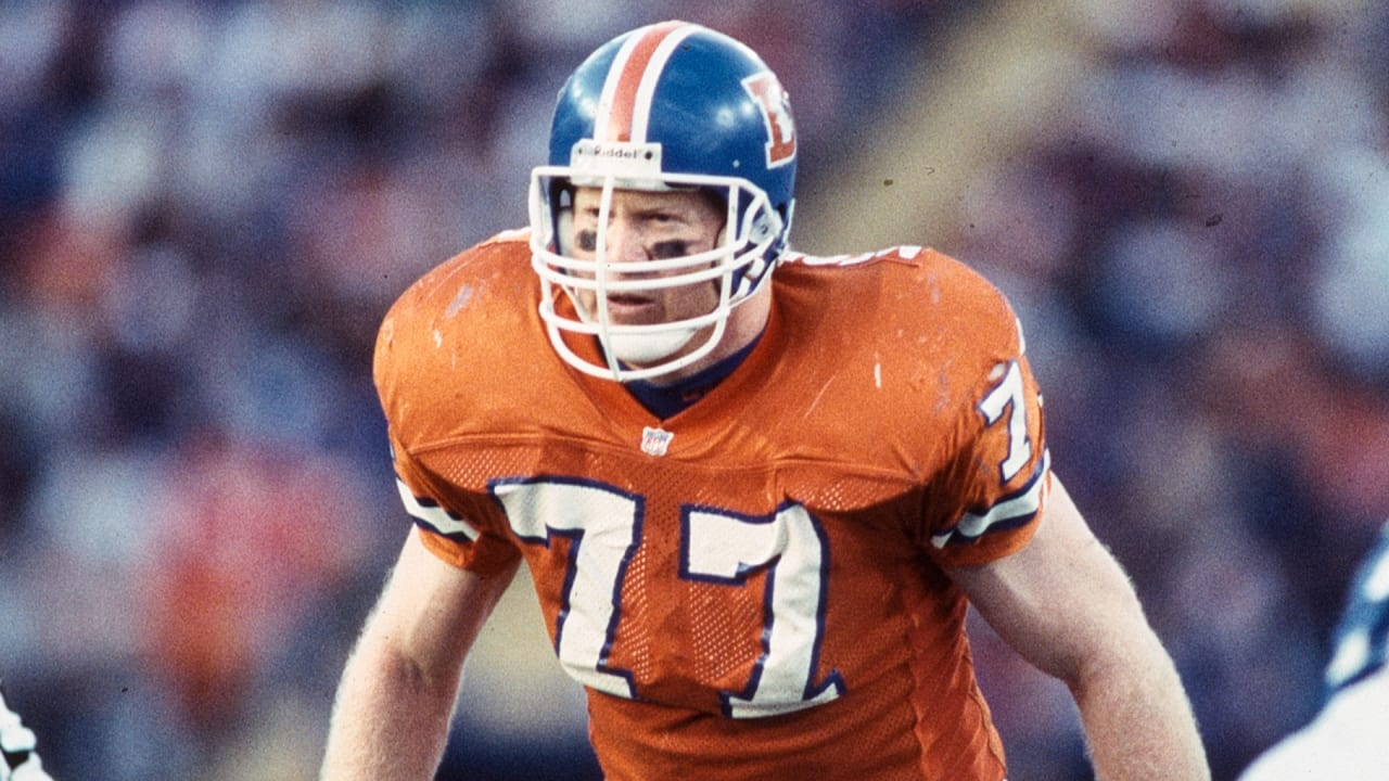 Karl Mecklenburg, Broncos' most-unsung draftee, makes Hall of Very Good