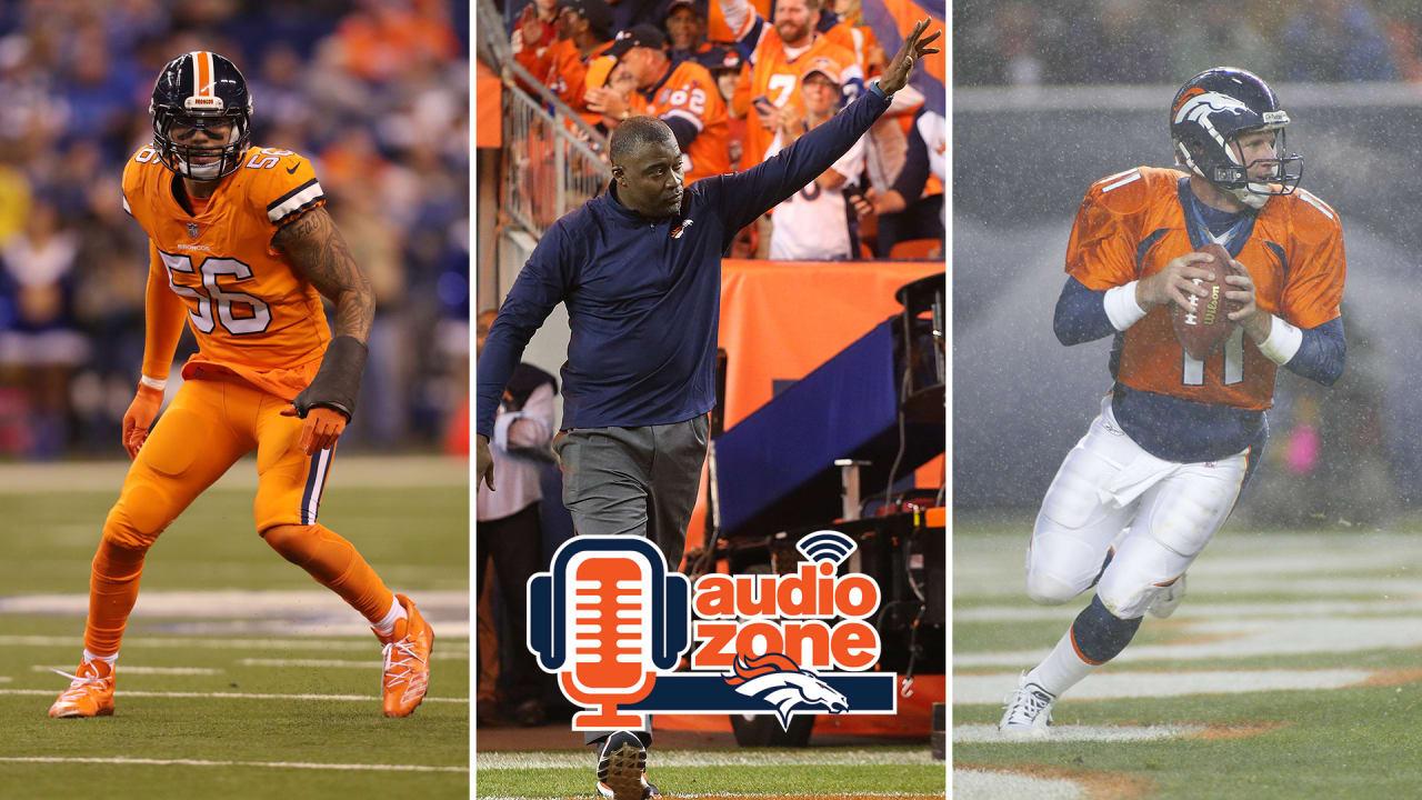 81fc0a1e073 Broncos Audio Zone: Shane Ray, Rod Smith and Steve Beuerlein