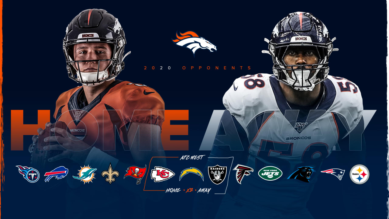Rams vs broncos 2020