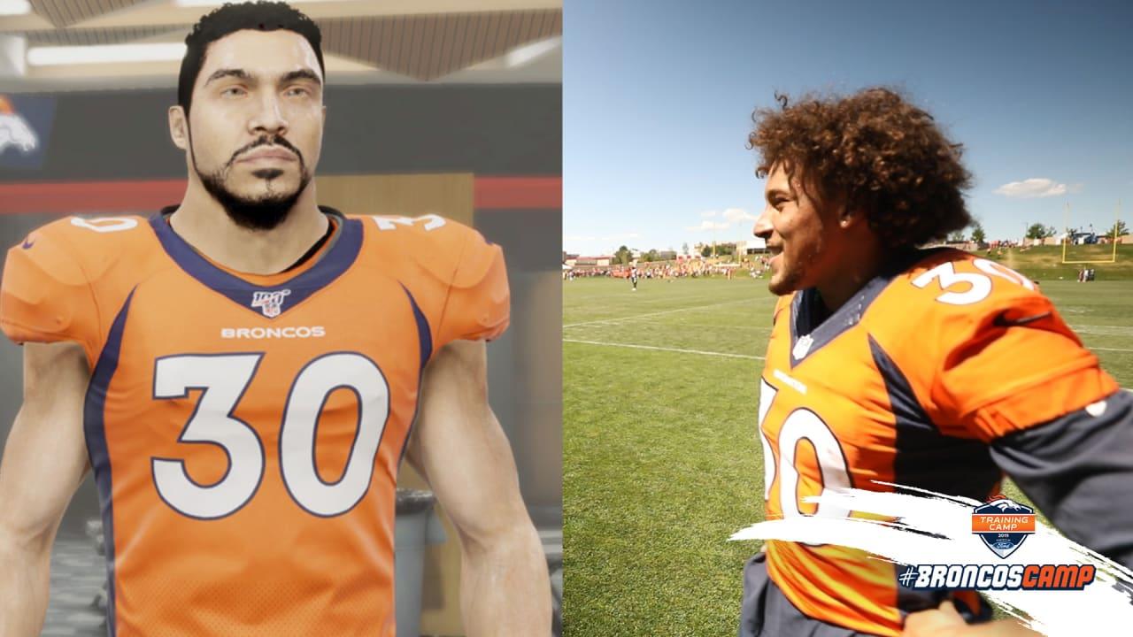 Broncos avatars