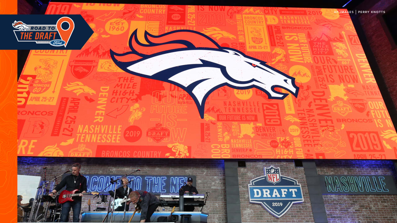 DenverBroncos.com predicts the first three rounds of the 2021 NFL Draft