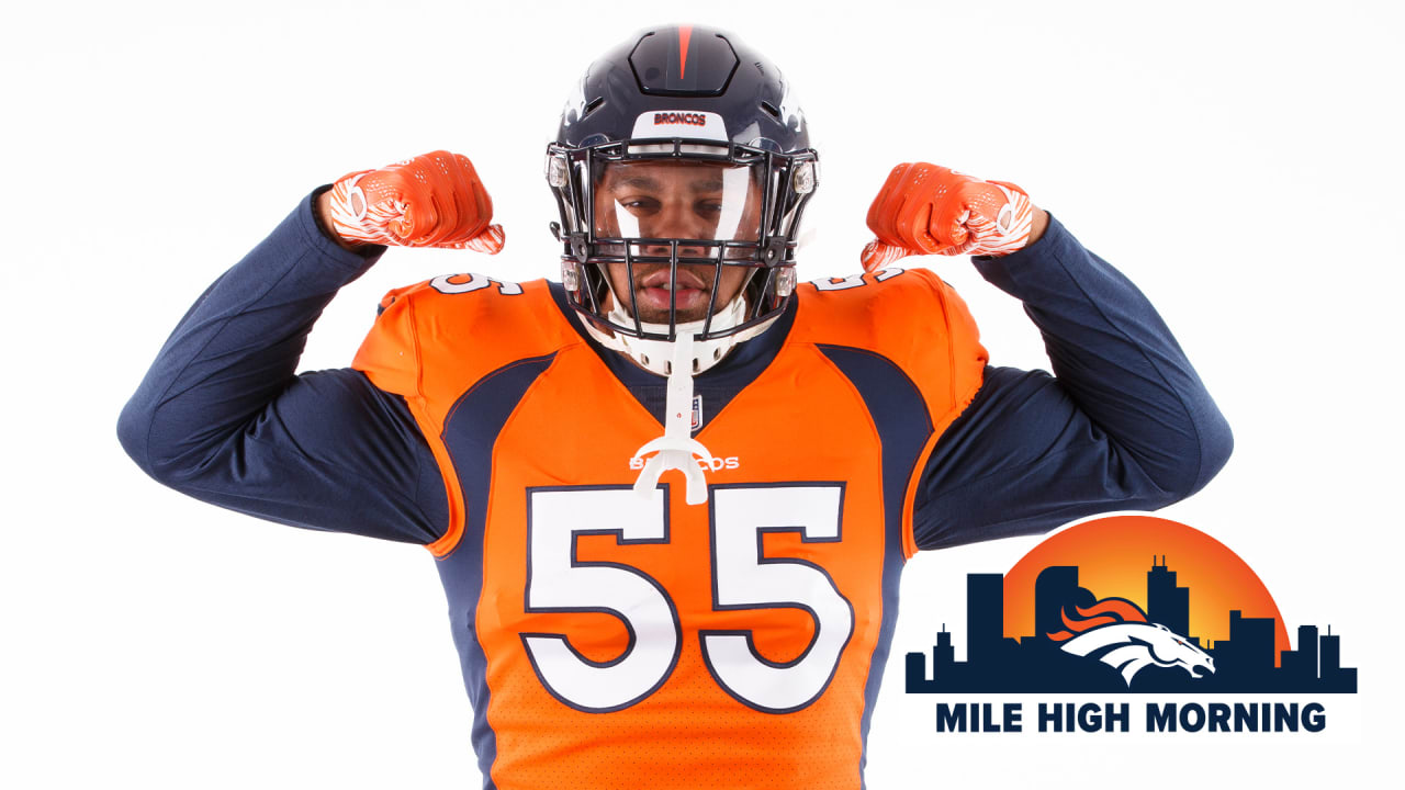 Mile High Morning: Could Bradley Chubb be the Broncos' MVP in 2020? 3