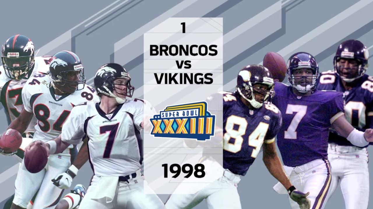 NFL Throwback  Top 10 dream Super Bowl matchups that never happened 5a35d720b