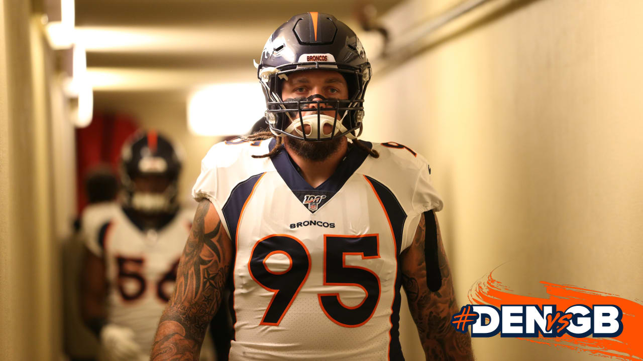 outlet store 05471 49104 Derek Wolfe ruled out, Josey Jewell questionable to return ...
