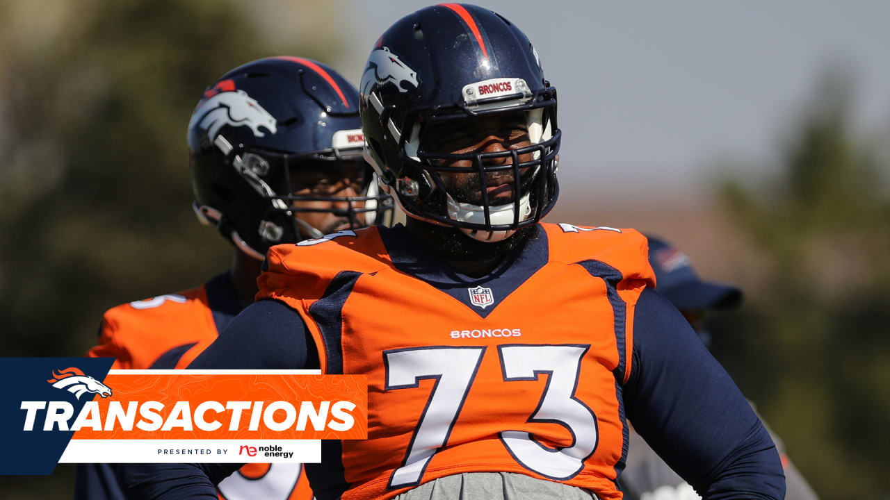 Broncos promote DL Sylvester Williams to active roster