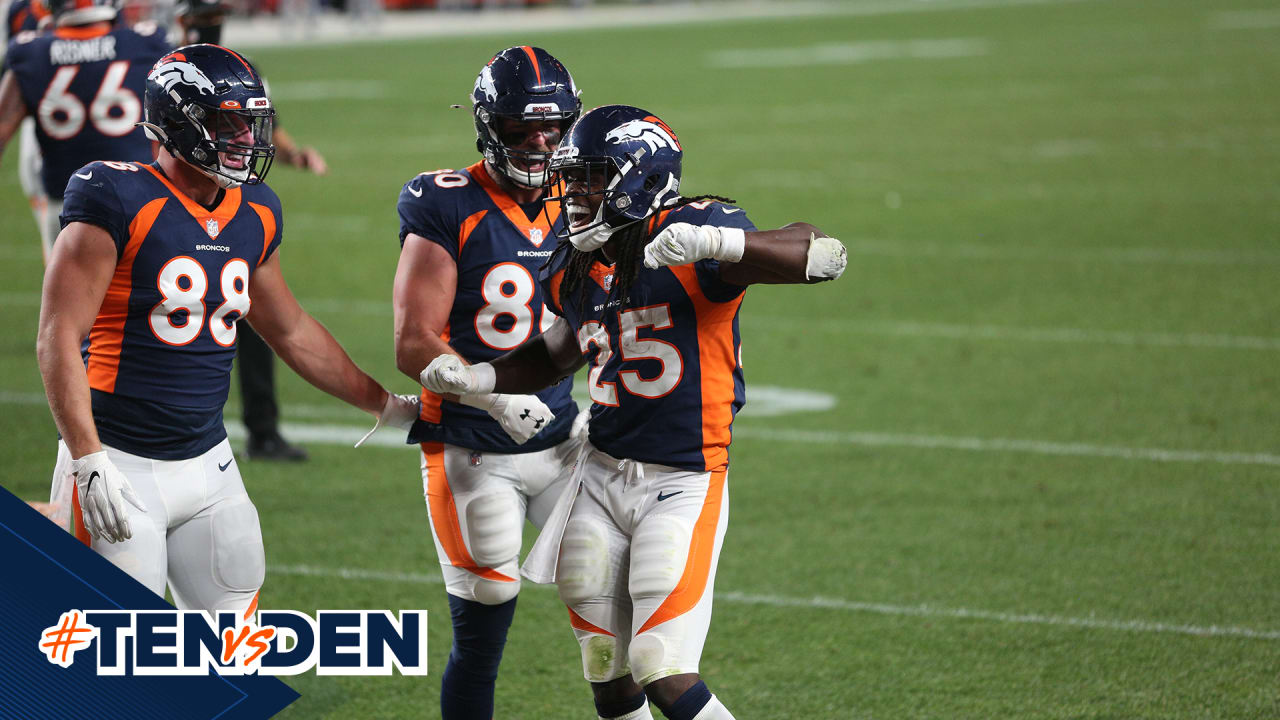 Tenvsden Melvin Gordon S Biggest Plays From Broncos Debut