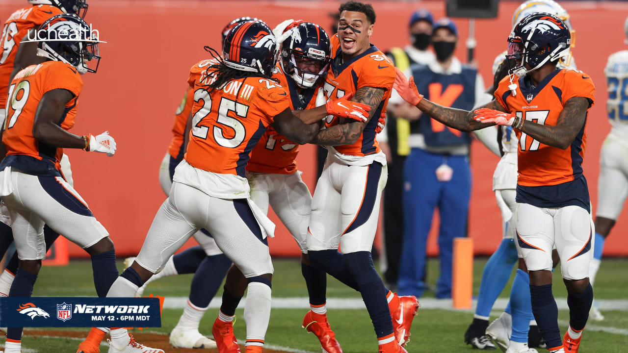 Ranking the most-intriguing games on the Broncos' 2021 schedule