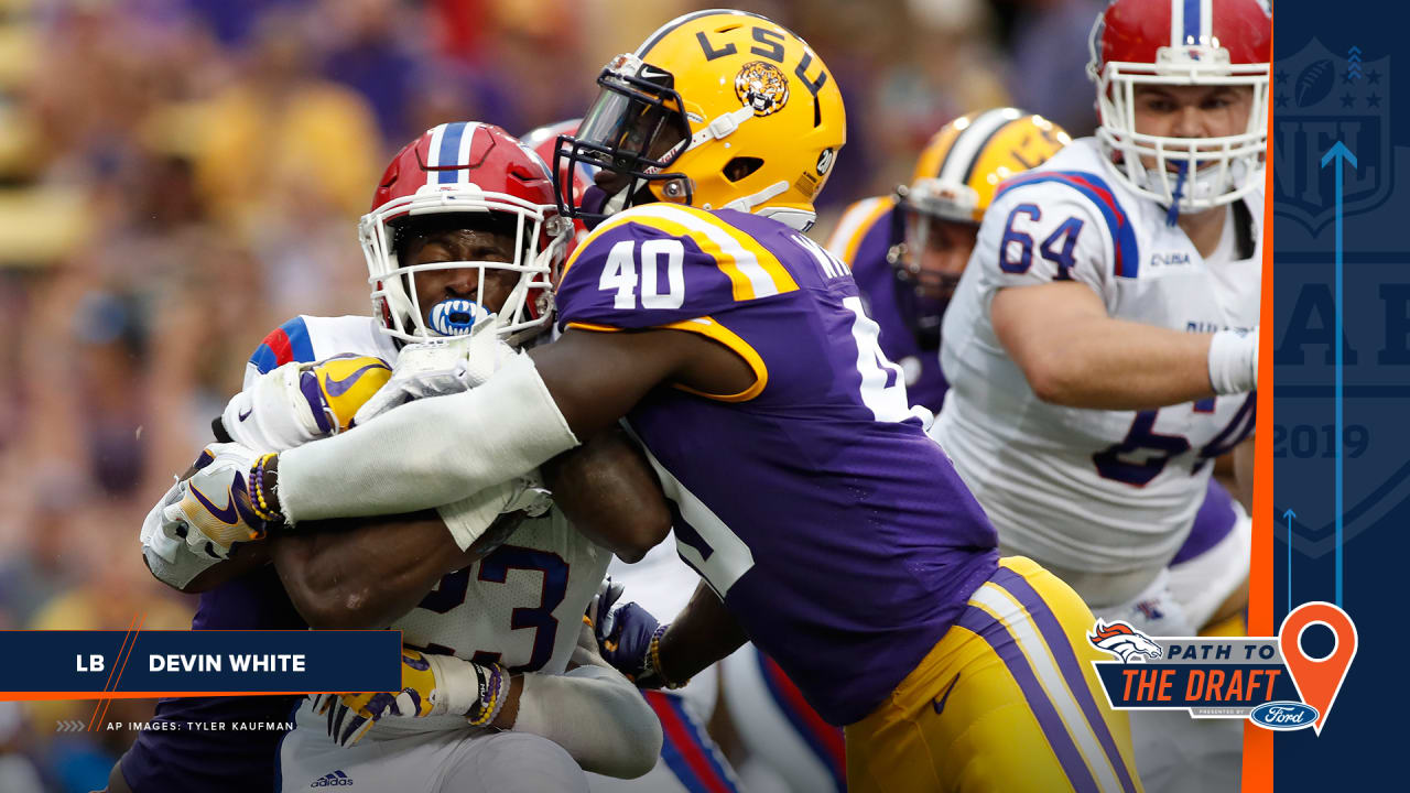 Roquan Smith 2.0  LB Devin White could be  big-time difference maker  for  Broncos 1a9b3b81e
