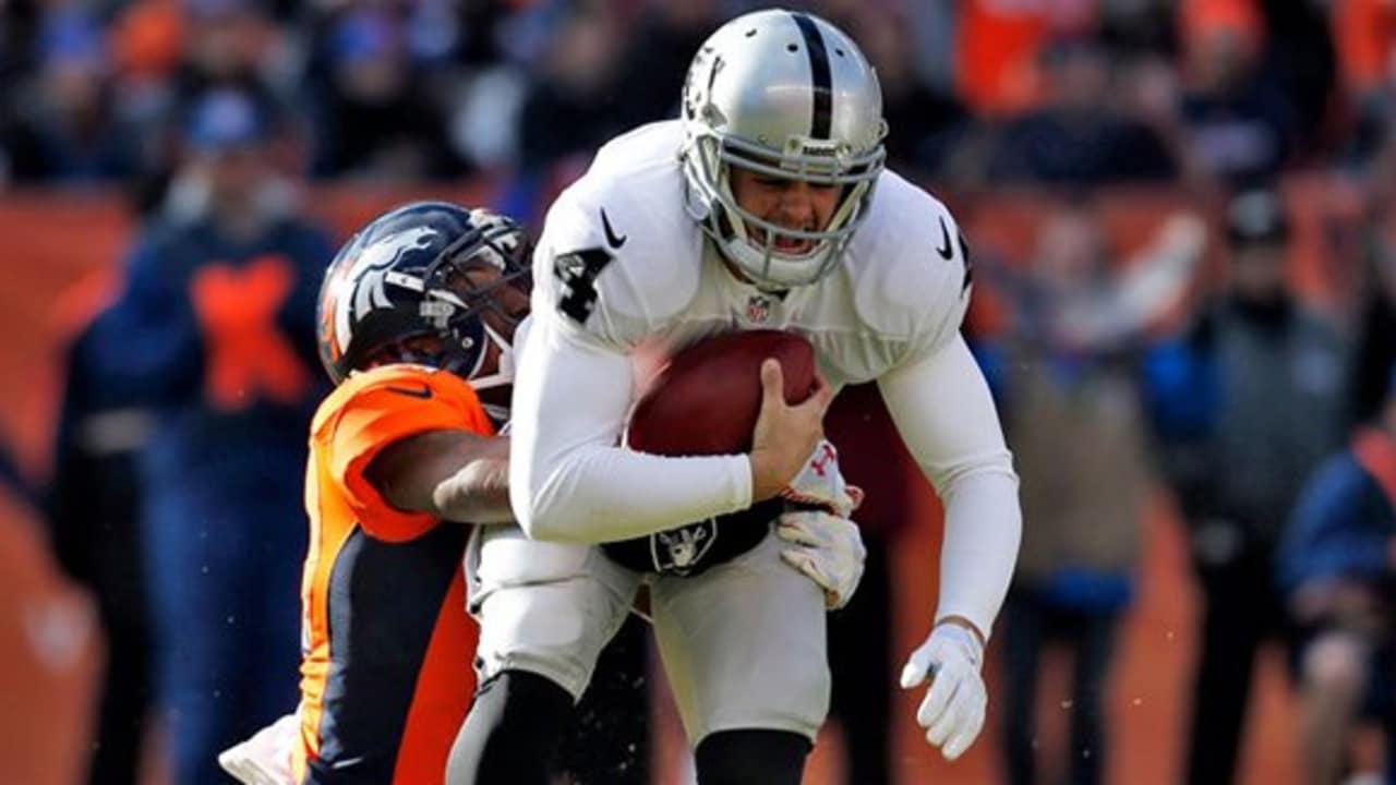 Broncos  sacks vs. Raiders 470990ef2