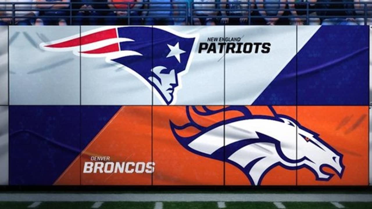 2015 Afc Championship Game Highlights Broncos Vs Patriots