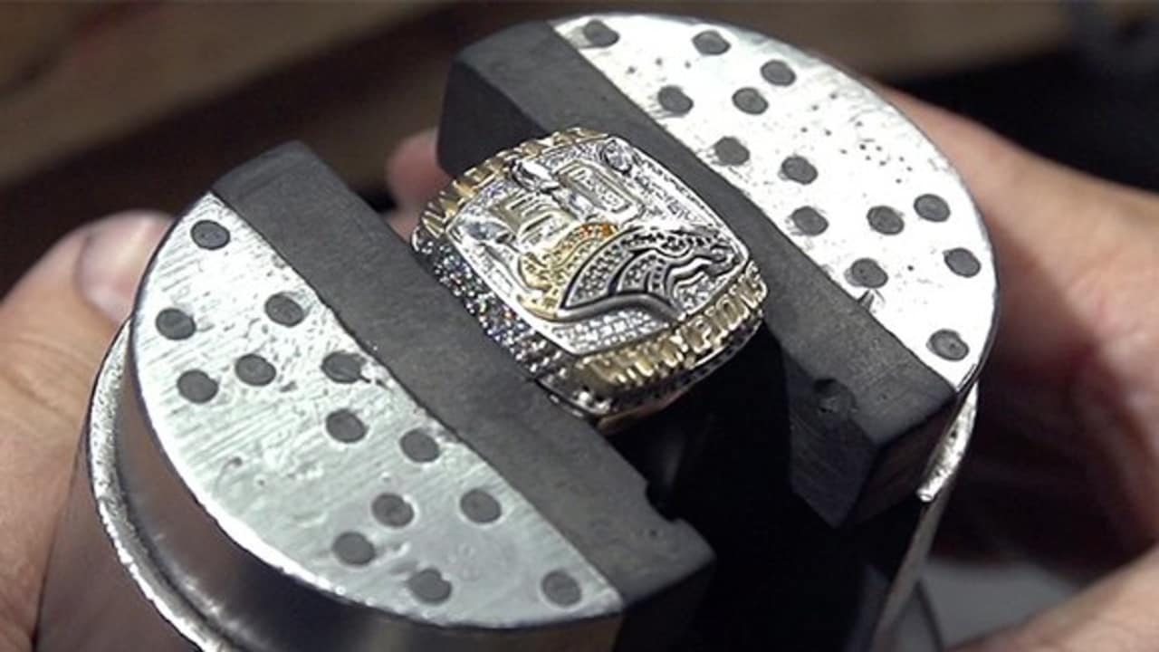 The Making Of The Broncos Super Bowl 50 Ring