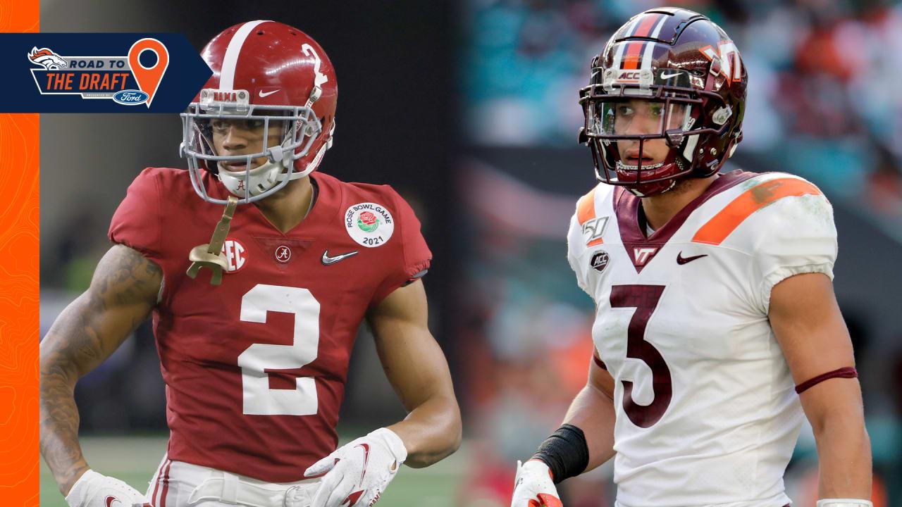 Broncos mock draft roundup: Feb. 19, 2021