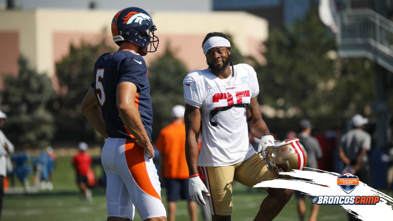 timeless design 8e6a8 ecd1c 49ers CB Richard Sherman on Vic Fangio: 'One of the best ...