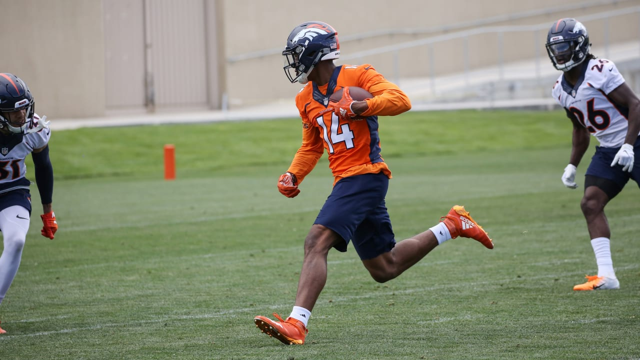 69222e26 Notes from Broncos minicamp, Day 2