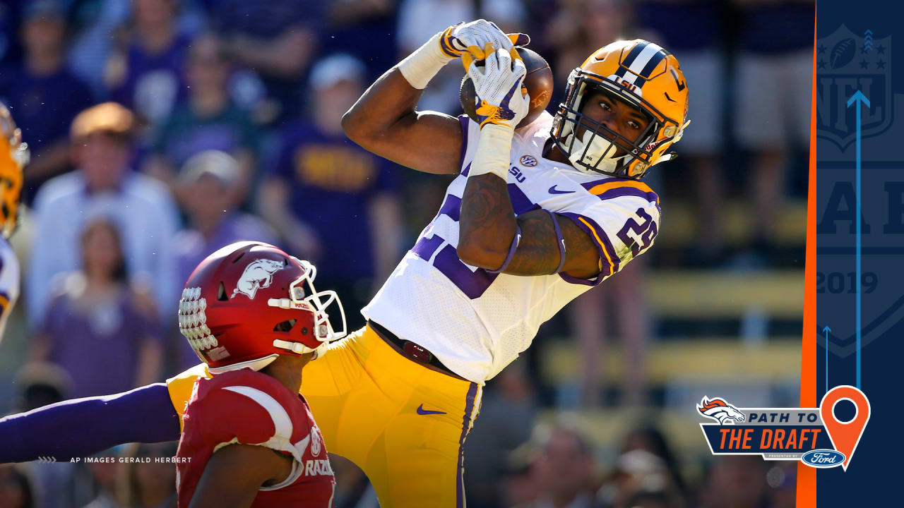 3a85538fc 10 for 10  Greedy Williams highlights