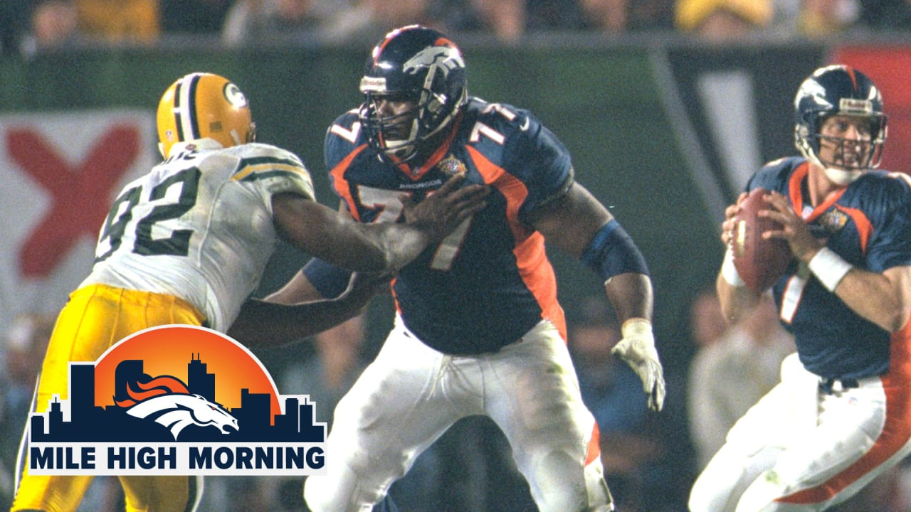 Remembering Tony Jones and his Herculean effort vs. Reggie White in Super Bowl XXXII