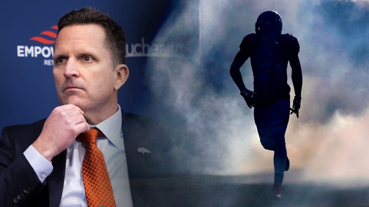 2021 Denver Broncos free-agent tracker