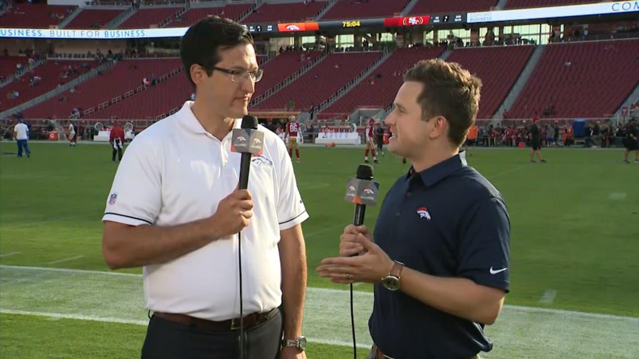 BTV Live pregame show: Broncos vs  49ers