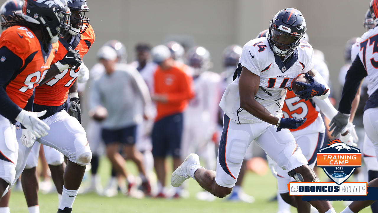 QBs learn tough lessons late, Courtland Sutton looks like old self on Day 7