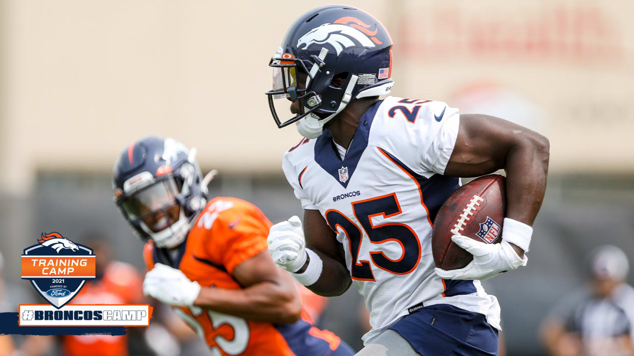 Highlights: Broncos go to the air on Day 9 of training camp
