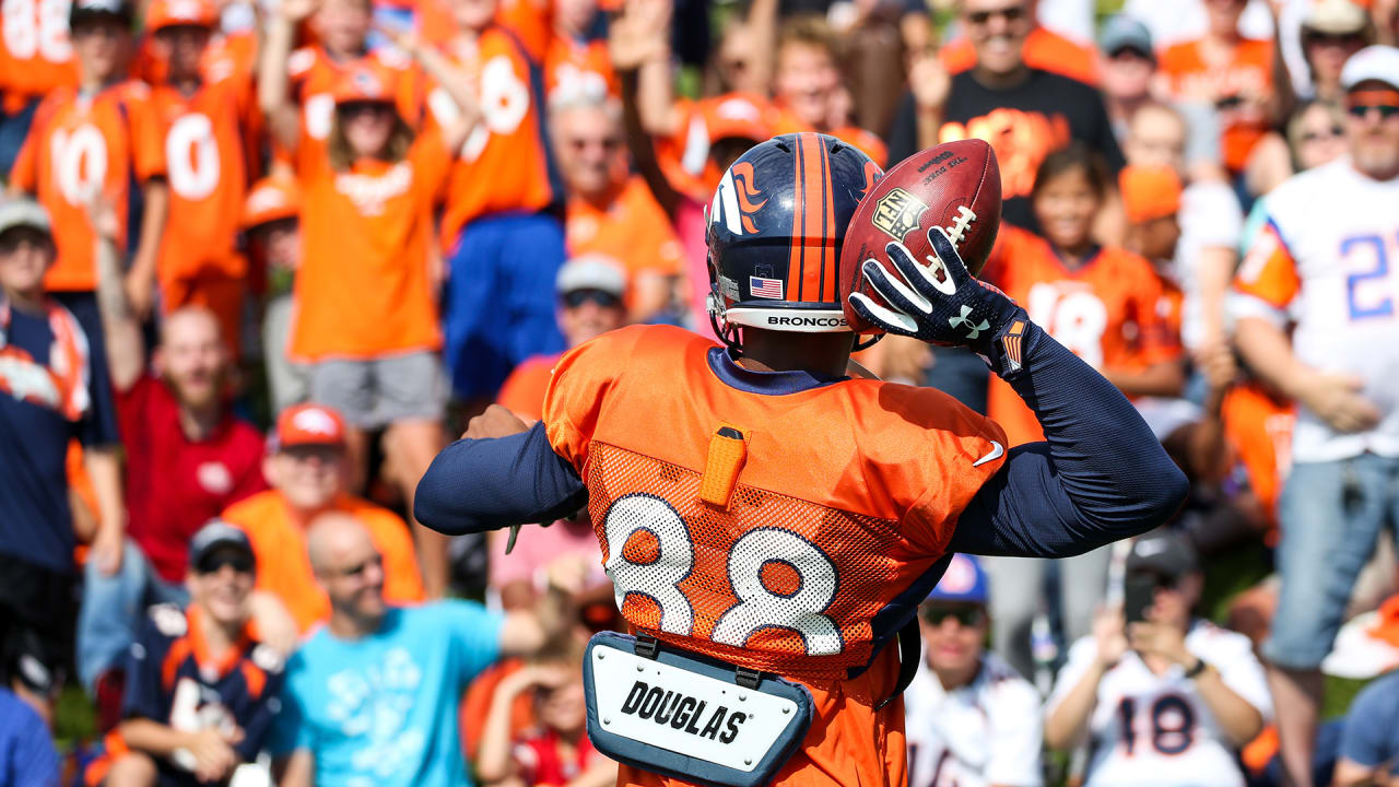 4aff98a8 Reasons to attend Broncos training camp