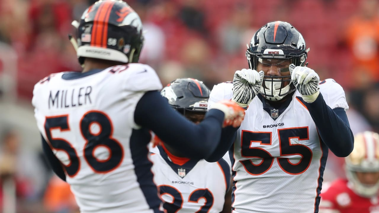 super popular e6e8a c6ba2 Mason's Mailbag: The outlook for the Von Miller-Bradley ...