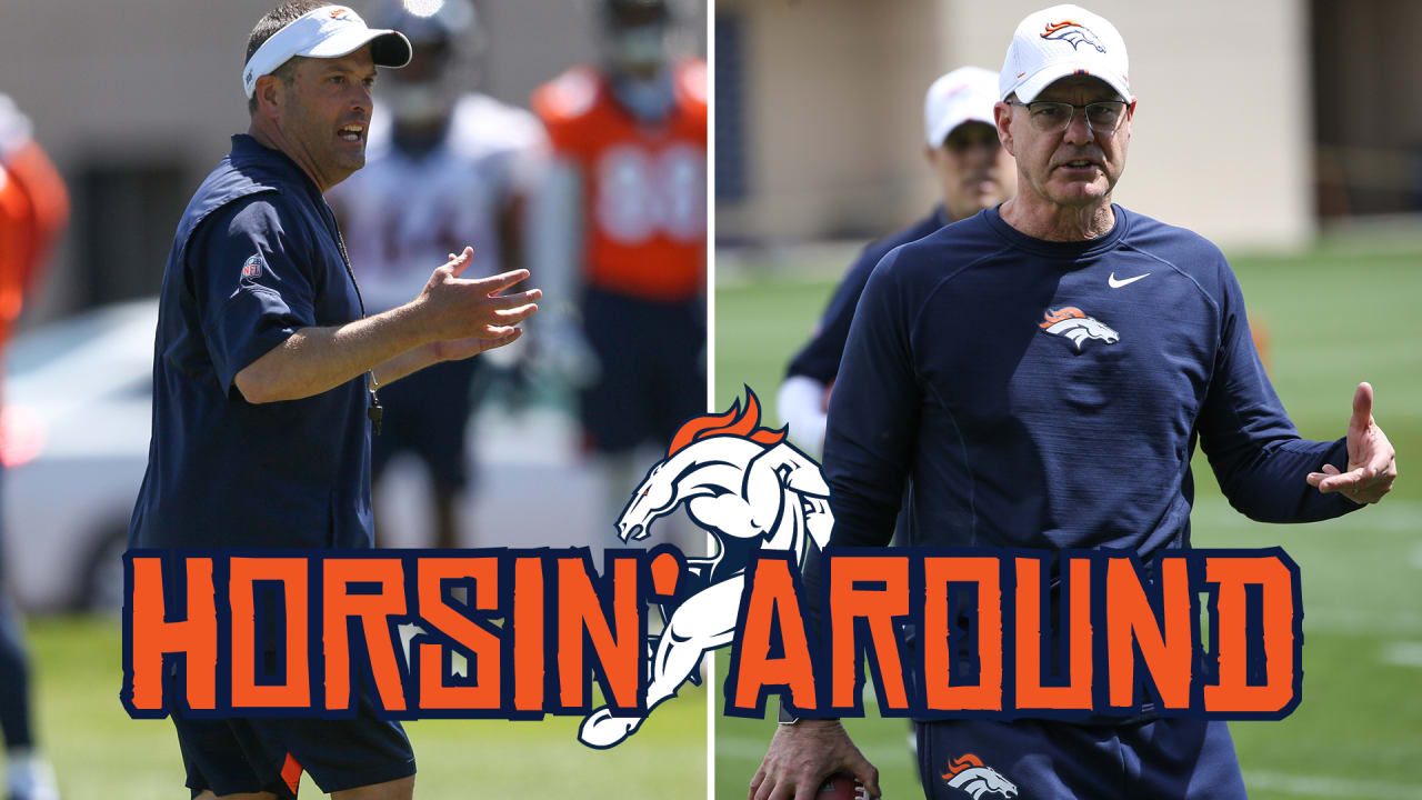 7eab51a3d98 Horsin' Around: Broncos minicamp reflections with Steve Atwater, Ed  Donatell and Tom McMahon