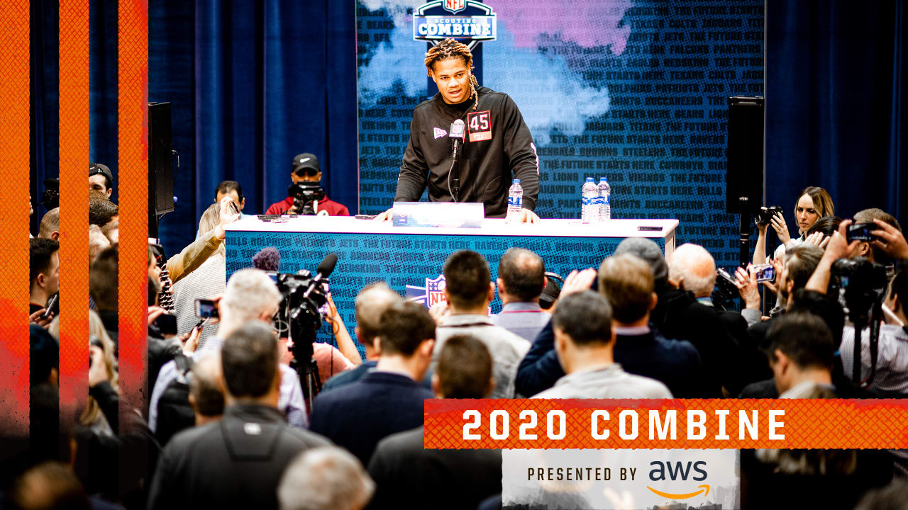 5 things to know from Day 3 at the NFL Combine: Chase Young's big decision, a unique nickname and more
