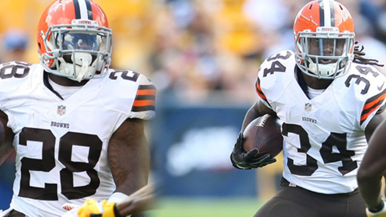 finest selection 5dfae 9e5d3 Isaiah Crowell and Terrance West help revive Browns offense