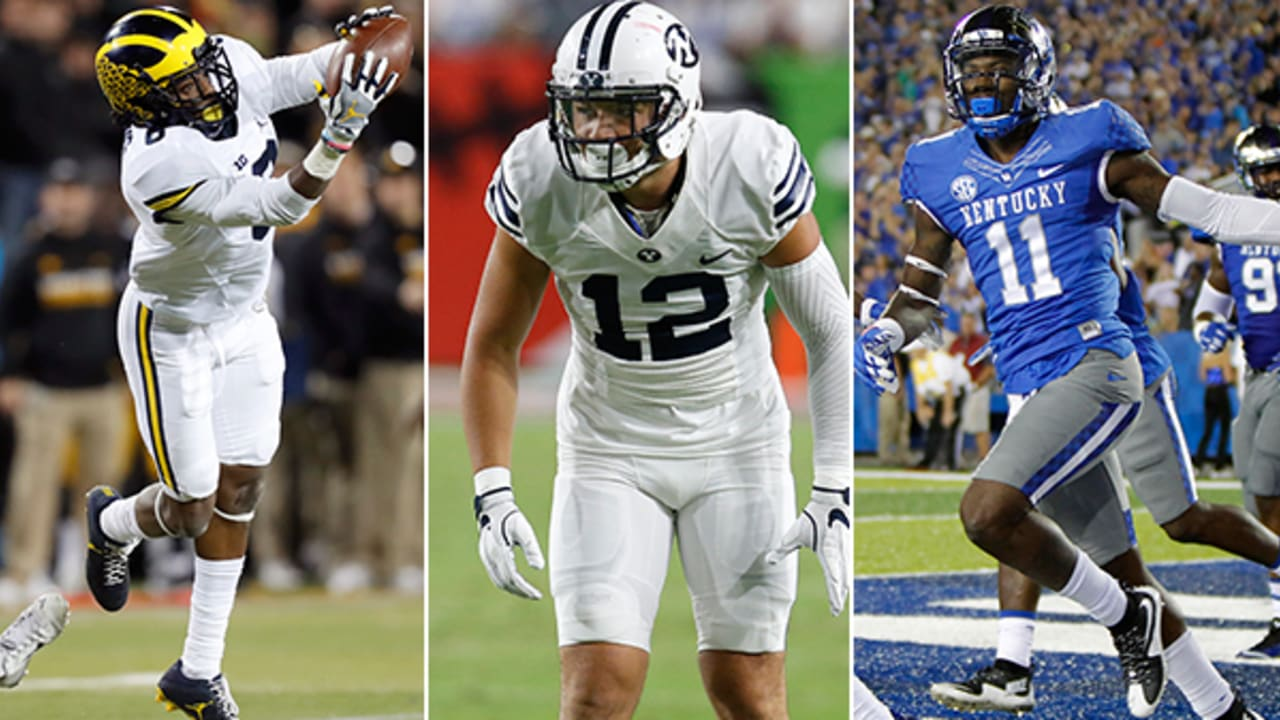 quality design 76e21 01281 Browns agree to terms with 11 undrafted free agents