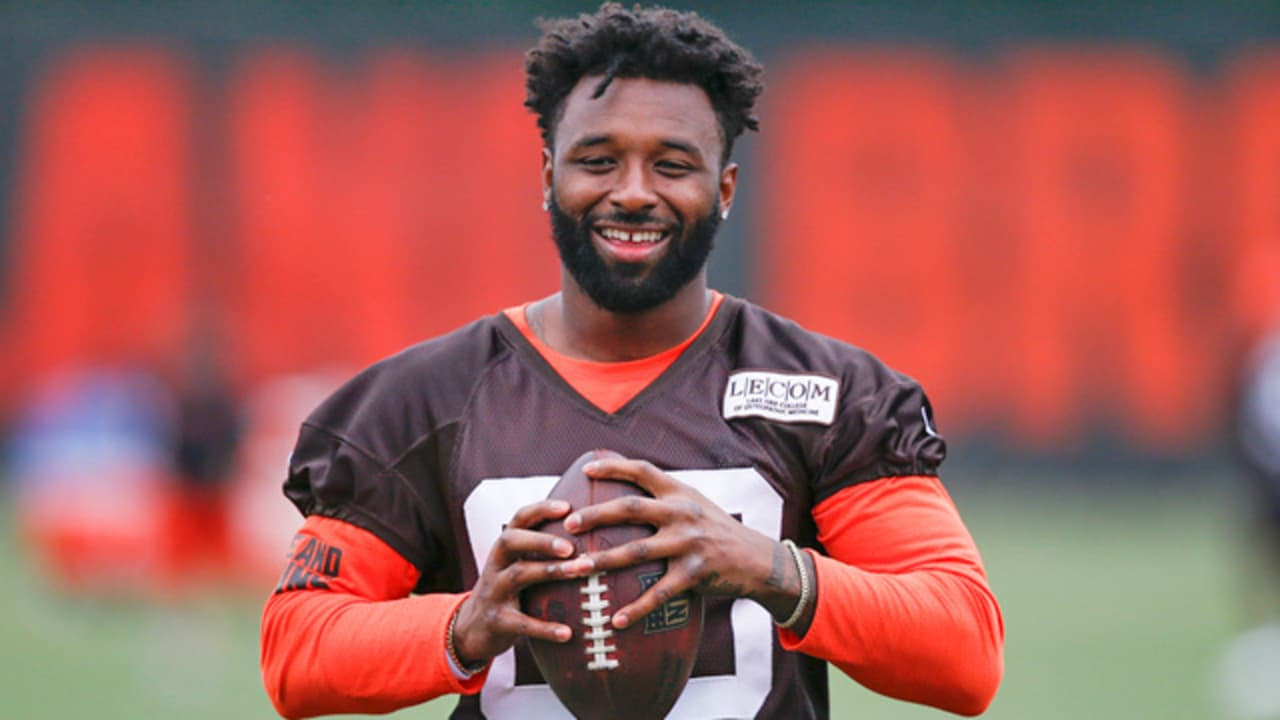 Cleveland Browns wide receiver Jarvis Landry: Browns have put the ...