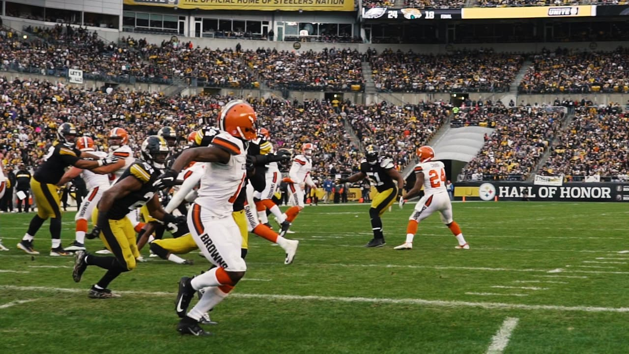 788490af8566 Top Plays  Callaway s one armed Touchdown vs. Steelers