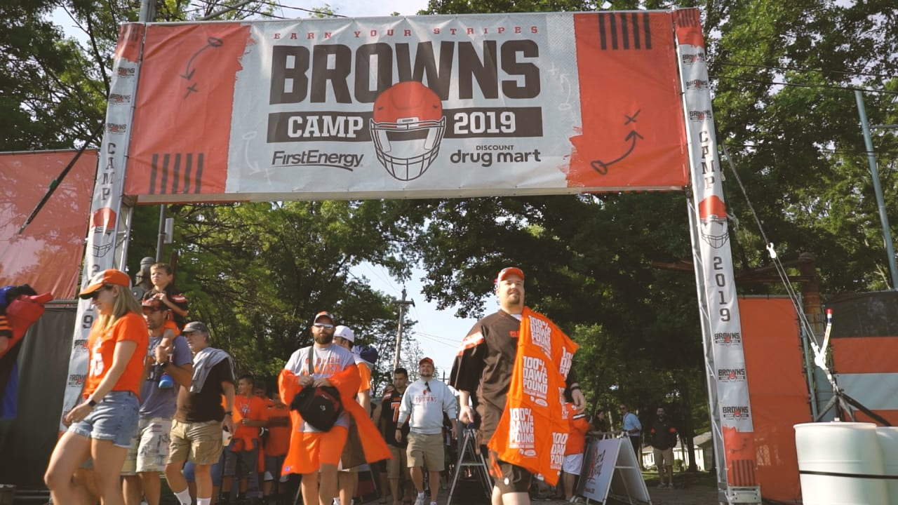 2019 Training Camp Fan Experience