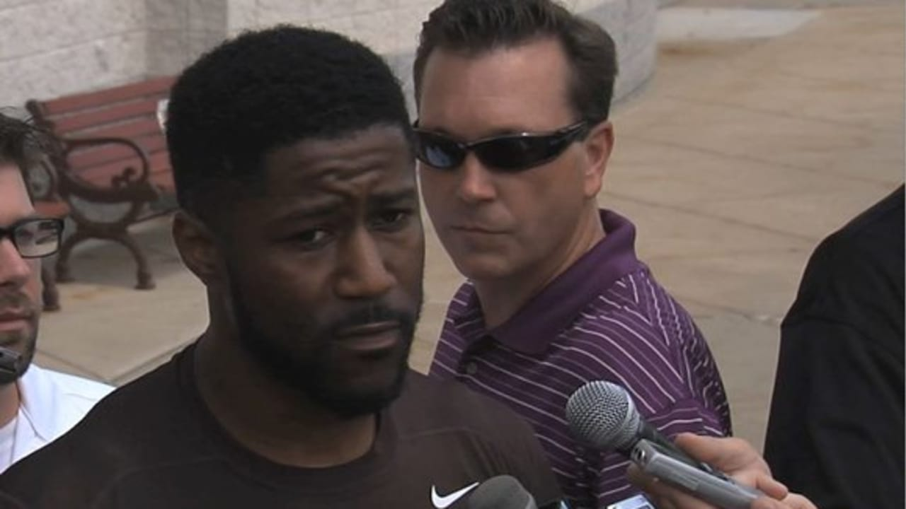 Nate Burleson The Plan Is To Play 16 Games