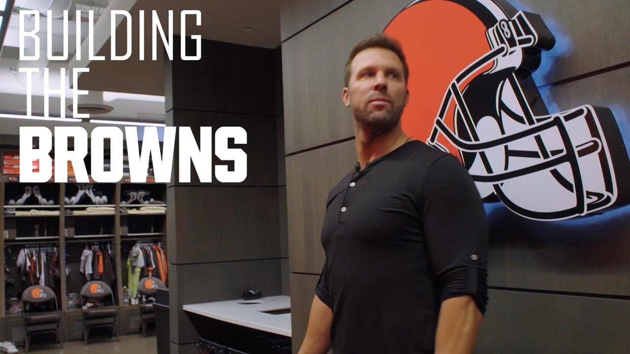 Building The Browns: Tim Couch visits Berea for the first ...