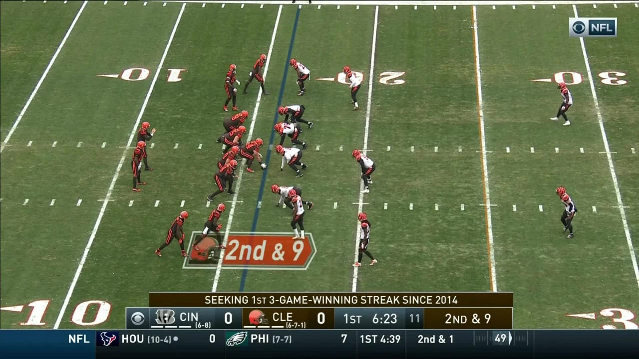 f8cd064b3 All of Baker Mayfield s WOW throws from 3-TD game