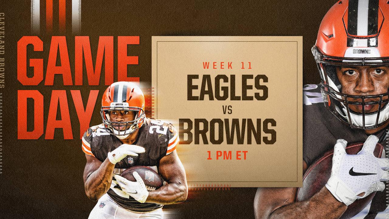 eagles vs browns - photo #1