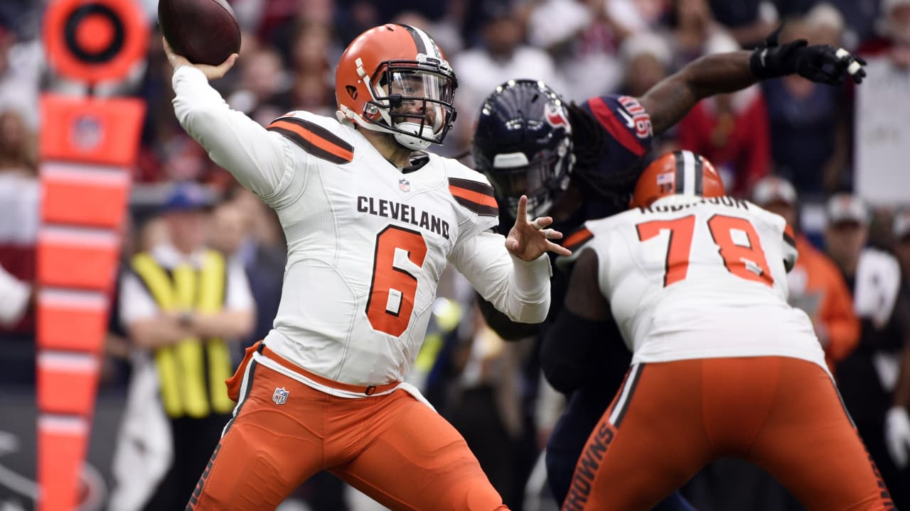 e47db949a20 Baker Mayfield laments mistakes that put Browns in big hole