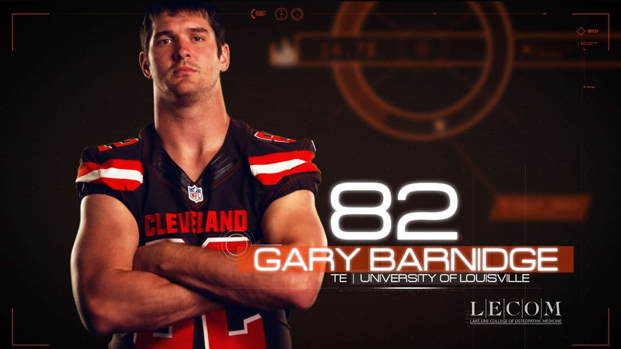 Anatomy of A Player: Gary Barnidge