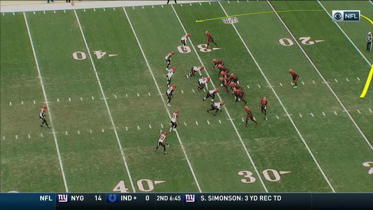 4200e71c1 Jarvis Landry s biggest plays against the Bengals