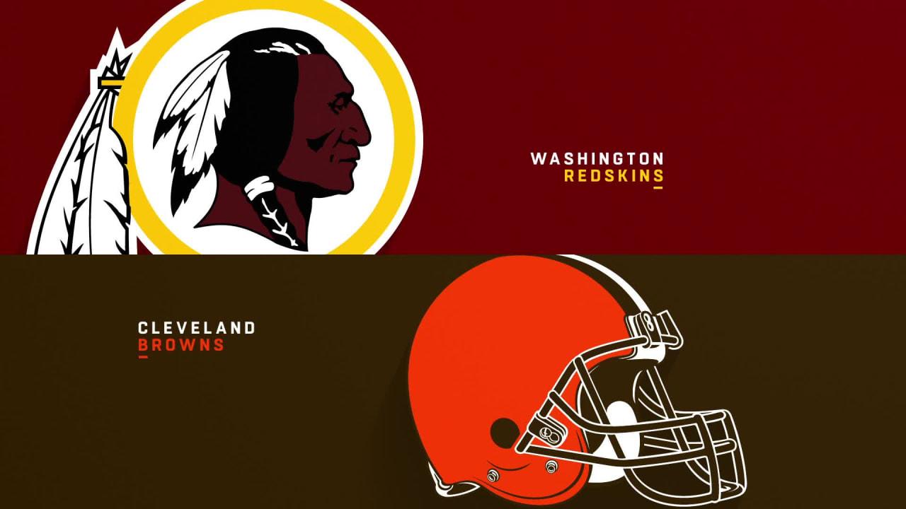 Redskins Vs Browns Highlights Preseason Week 1