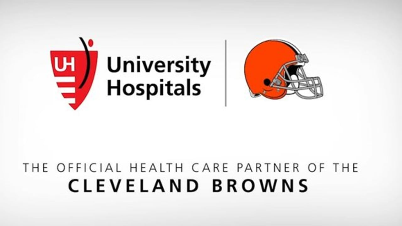 University Hospitals and the Browns