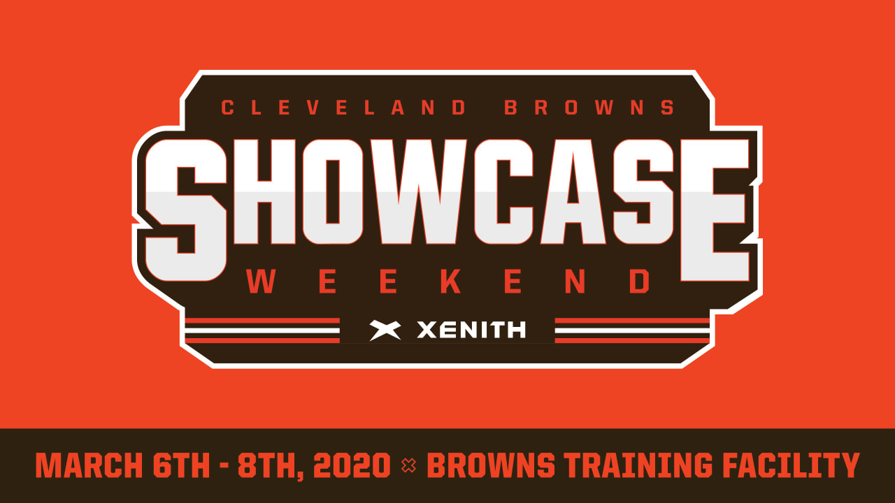 Browns Schedule 2020.2020 Cleveland Browns Showcase Weekend