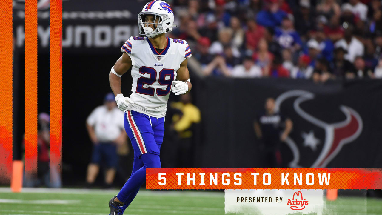 5 things to know about new Browns CB Kevin Johnson