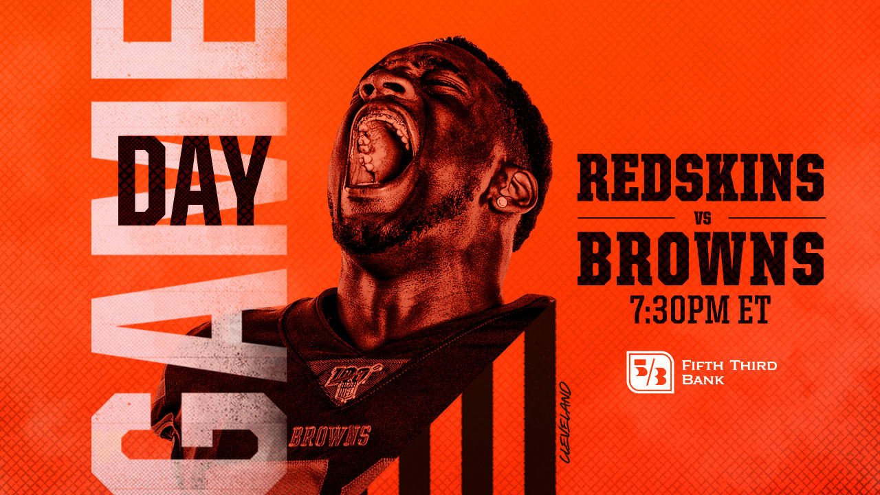 42d6c01b 2019 Cleveland Browns preseason gameday information