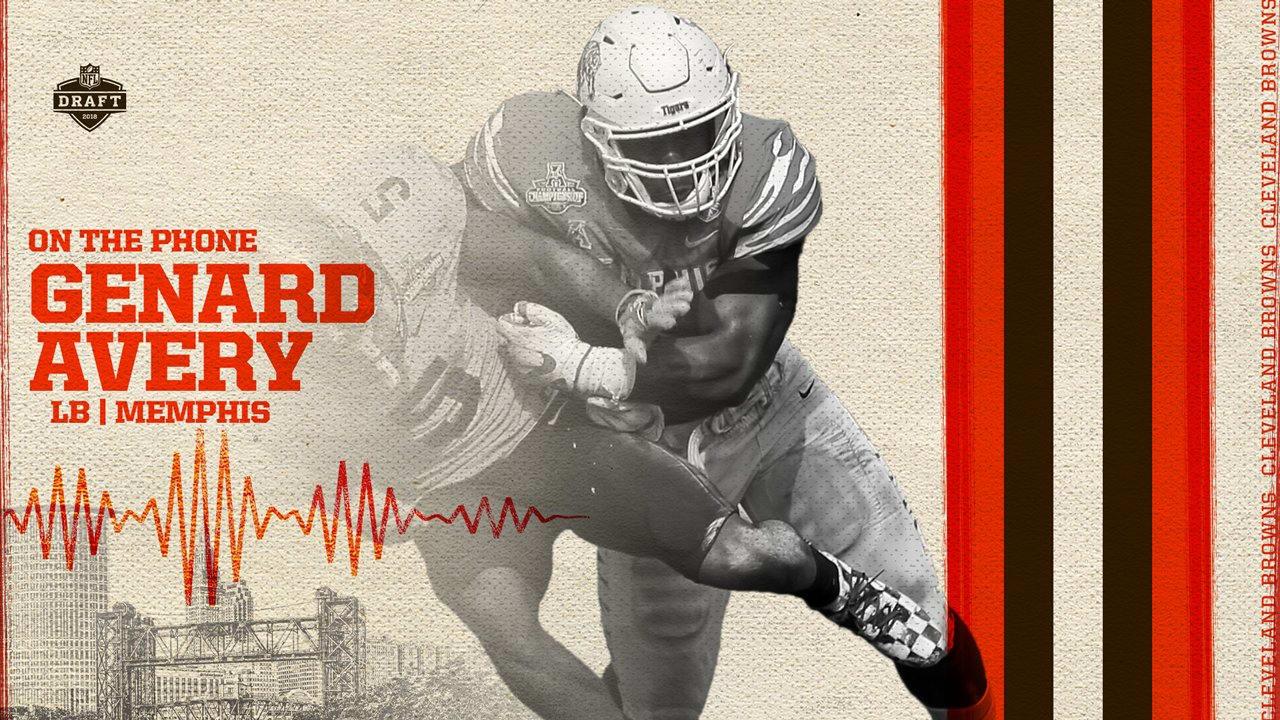 Genard Avery NFL Jersey