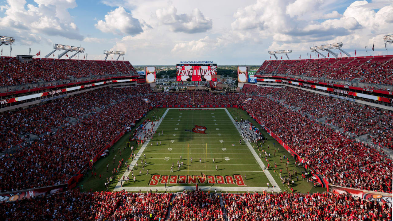 buccaneers ranked no 1 by nfl fans for in stadium technology for second year in a row buccaneers ranked no 1 by nfl fans for