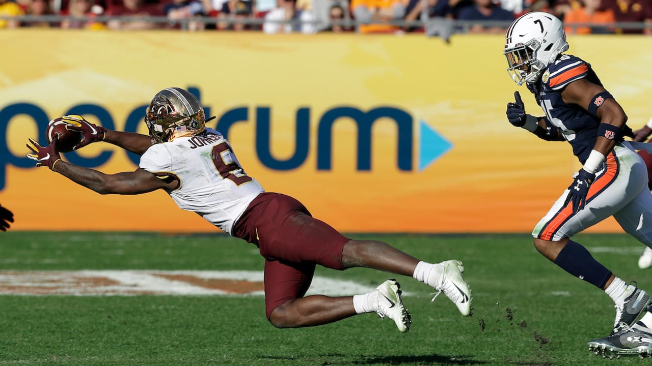 Worth The Wait Bucs Select Wr Tyler Johnson From Minnesota In Fifth Round