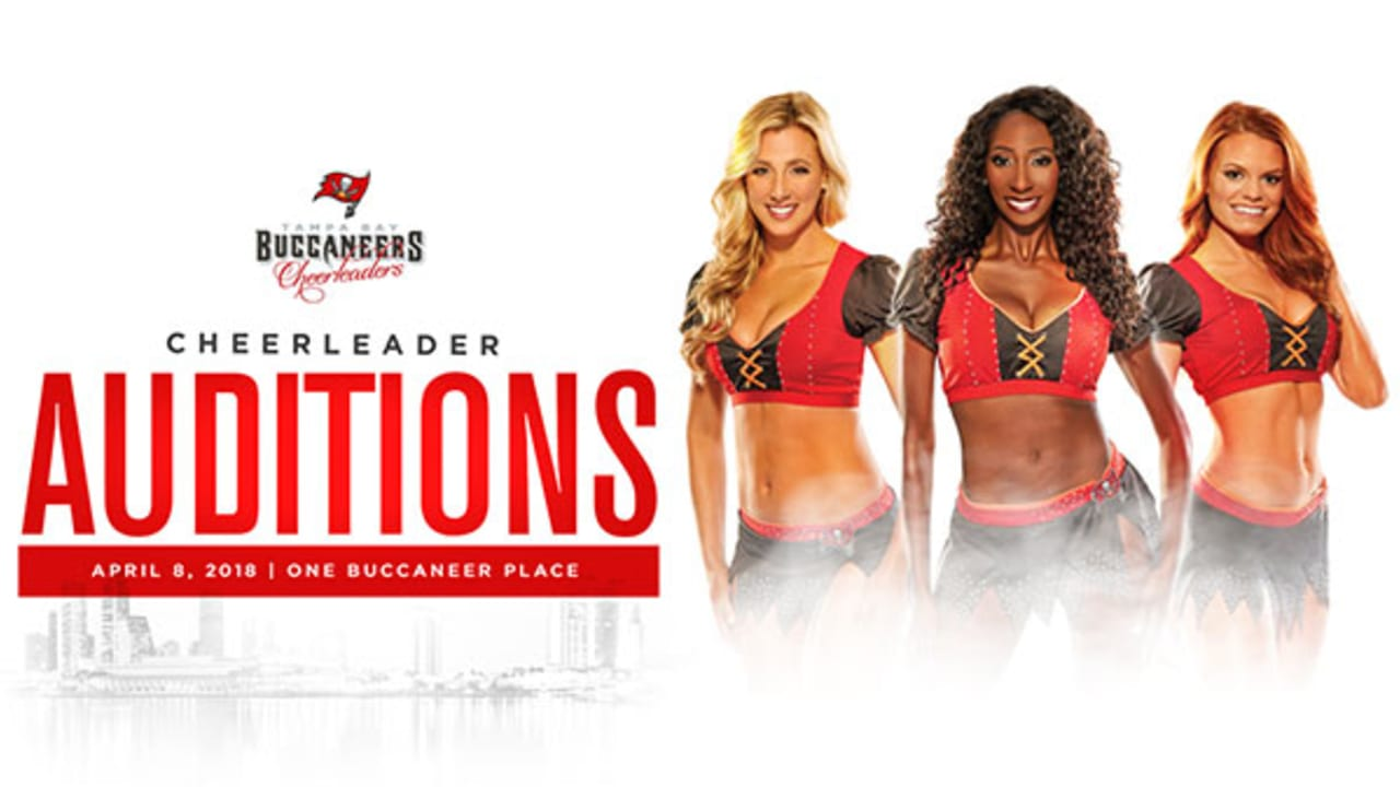 2018 buccaneers cheerleaders audition info 2018 buccaneers cheerleaders audition info