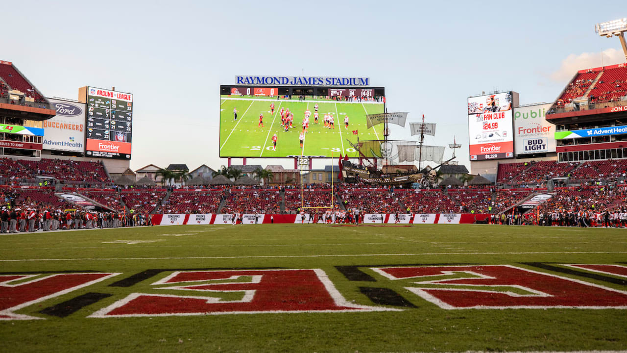 Buccaneers Debut New Offerings at Raymond James Stadium for